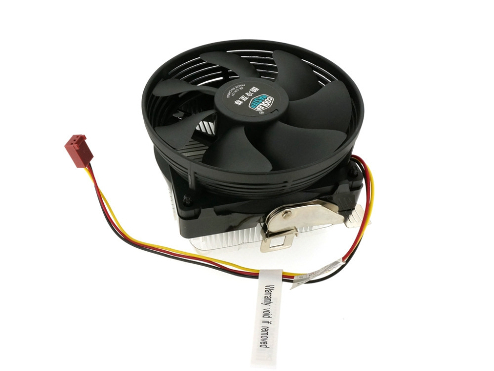 Cooler Master P95 Computer CPU Cooler 87mm Cooling Fan with Heatsink For CPU Phenom/Athlon/Sempron/X3/X4 use(China (Mainland))