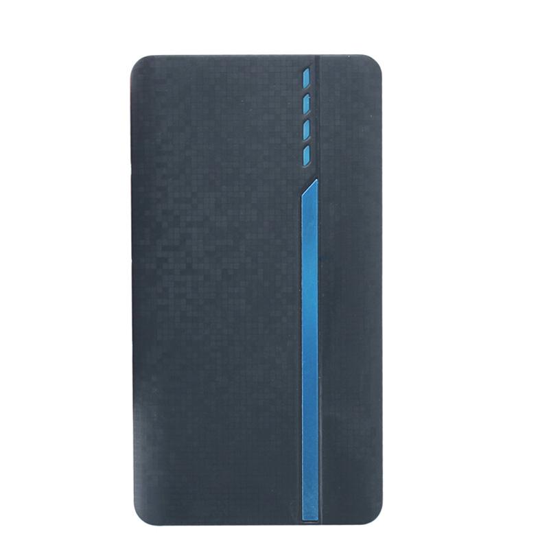 Free shipping Doshin Power Bank Real 5000mAh Dual USB Portable Charger External Battery Powerbank for mobile phone(China (Mainland))