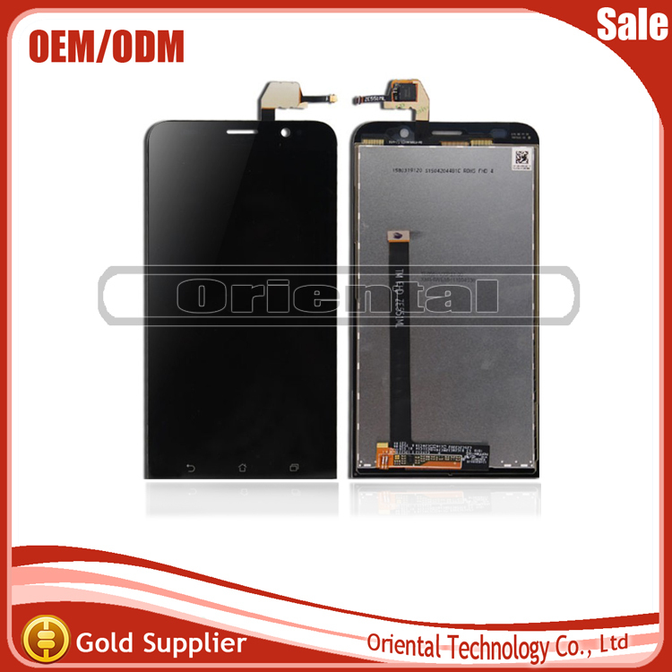 Packing well brand new original  5.5 '' LCD For Asus ZenFone 2 ZE551ML Touch Screen Digitizer Replacement Assembly Free Shipping