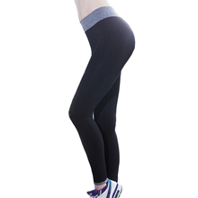 2015 hot Women's Running exercise leggings elastic Quick-drying absorb sweat breathe freely