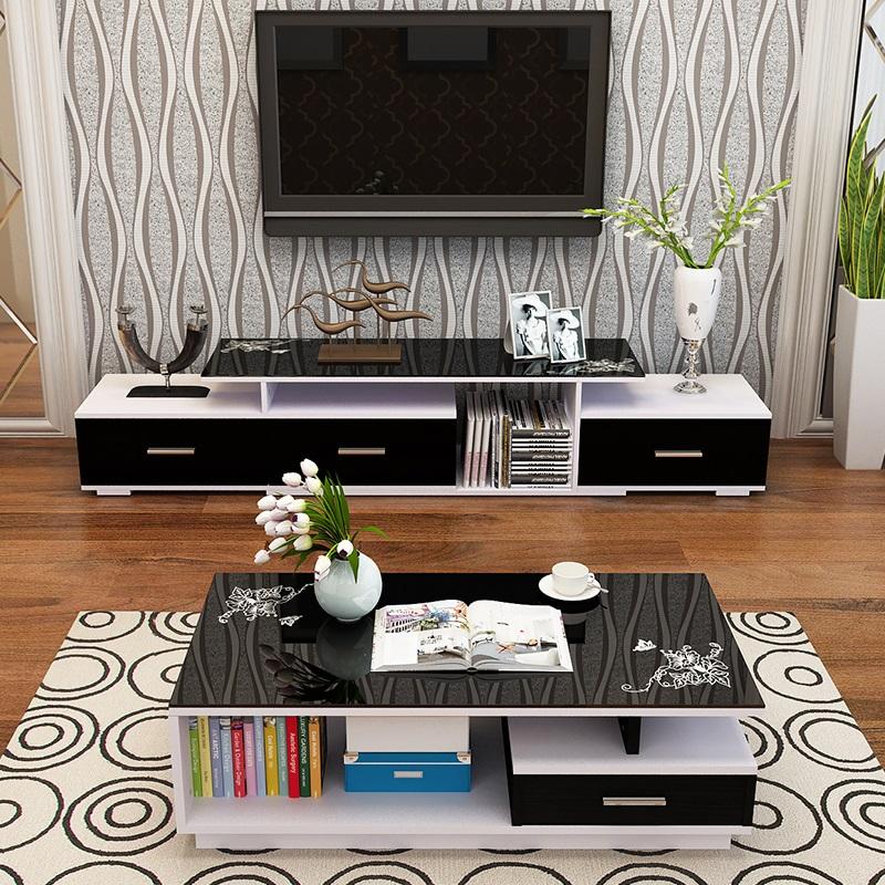 Verre tv table achetez des lots petit prix verre tv for Table tv verre