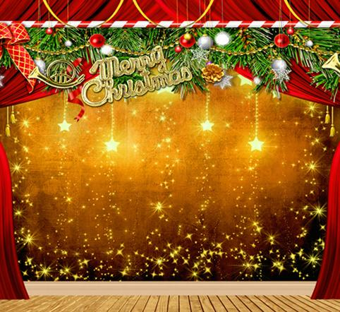 1.25 W x1.5 H m Cheap Durable Backdrop Merry Christmas Theme Photography Background Vinyl Top Quality Backdrop 4x5ft