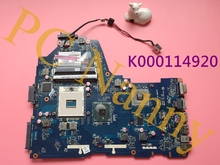 System Motherboard For Toshiba Satellite C660 K000114920 PWWAA LA-6847P Intel hm55 Non-integrated - working(China (Mainland))