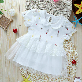 Baby Dresses Girls The Princess Dress for babies 2015 hot sale lovely baby dress baby clothes