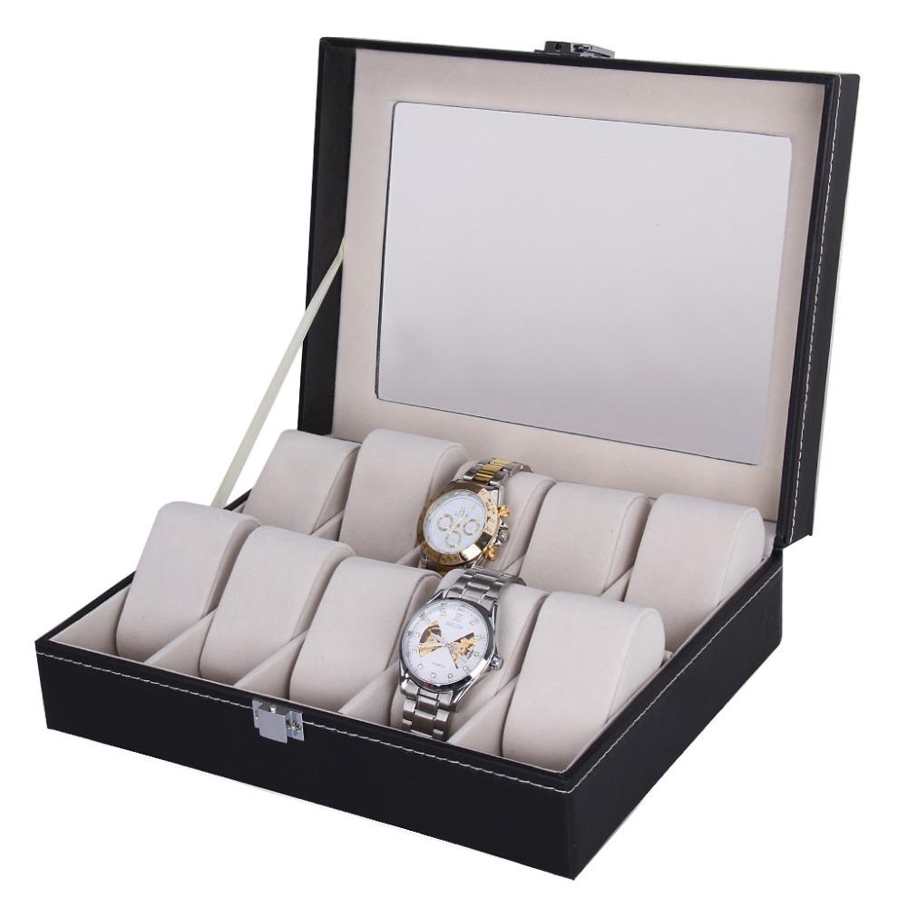 organisateur bijoux en cuir promotion achetez des organisateur bijoux en cuir promotionnels sur. Black Bedroom Furniture Sets. Home Design Ideas