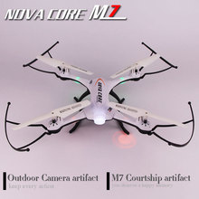 Upgraded Version 4CH 2.4Ghz 4pcs Blade Propeller Radio Remote Control RC helicopter smart with 2MP camera