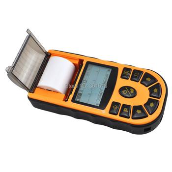 Digital 1-channel Handheld Electrocardiograph ECG Machine EKG Machine with Software