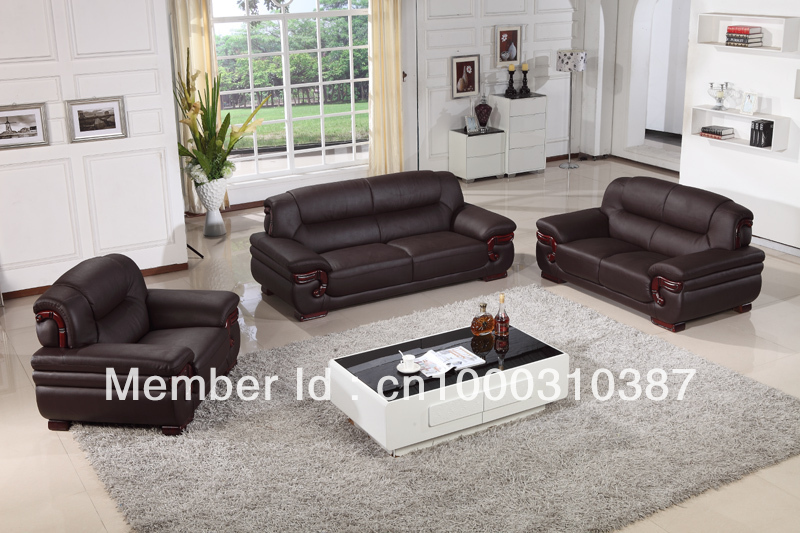 Leather Sofa Sectional Sofa Livingroom Furniture 123sectional Sofa Corner