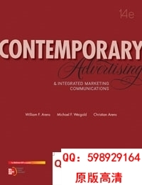 [Test Bank]Contemporary Advertising and Integrated Marketing(China (Mainland))