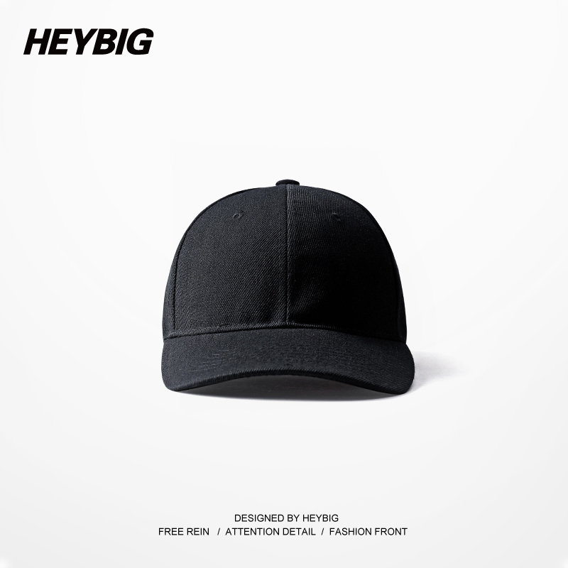 Heybig Brand Skateboard Baseball Caps Blank Black,Fashion Snapback Cap Bboy Hiphop Caps Eminem Rap,Casual Summer Street Sun Hats(China (Mainland))