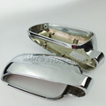 High quality car auto Abs Chrome Mirror cover Rearview Mirrors cover for VW Golf 4 MK4