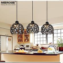 Suspensión araña lámpara de araña cristal colgantes luminaria para Hotel de comedor luces Lustre 110 V 220 V envío gratis(China (Mainland))