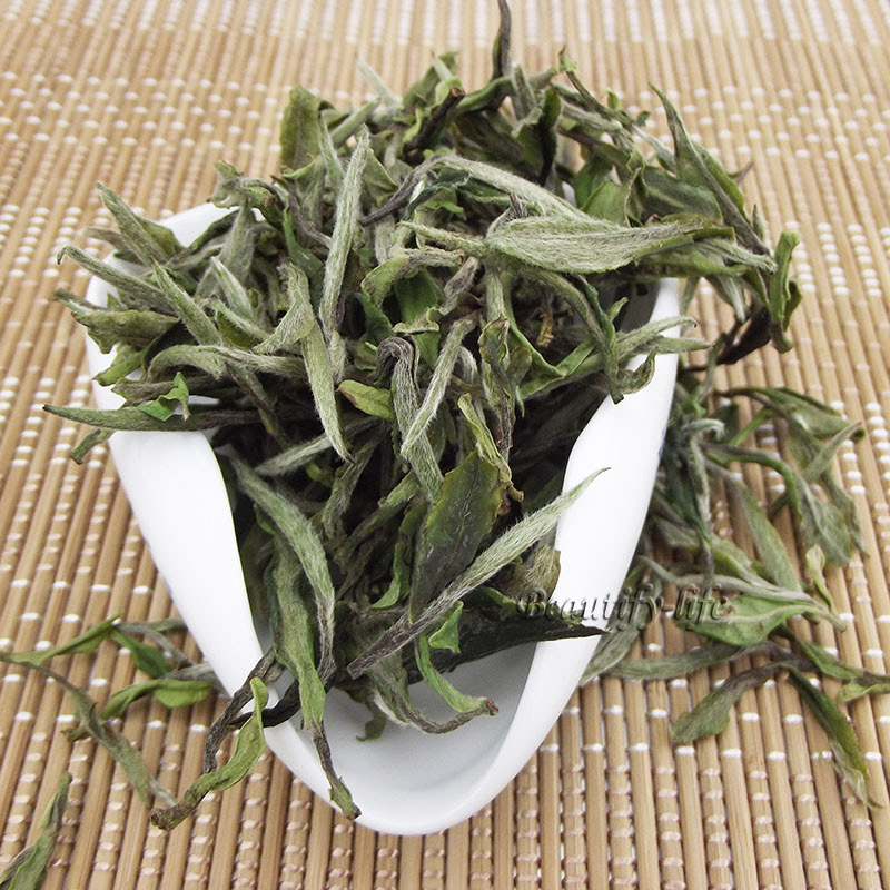 250g High Grade White Peony Early Spring Fuding White Tea Mingqian Baimudan 100 natural good for