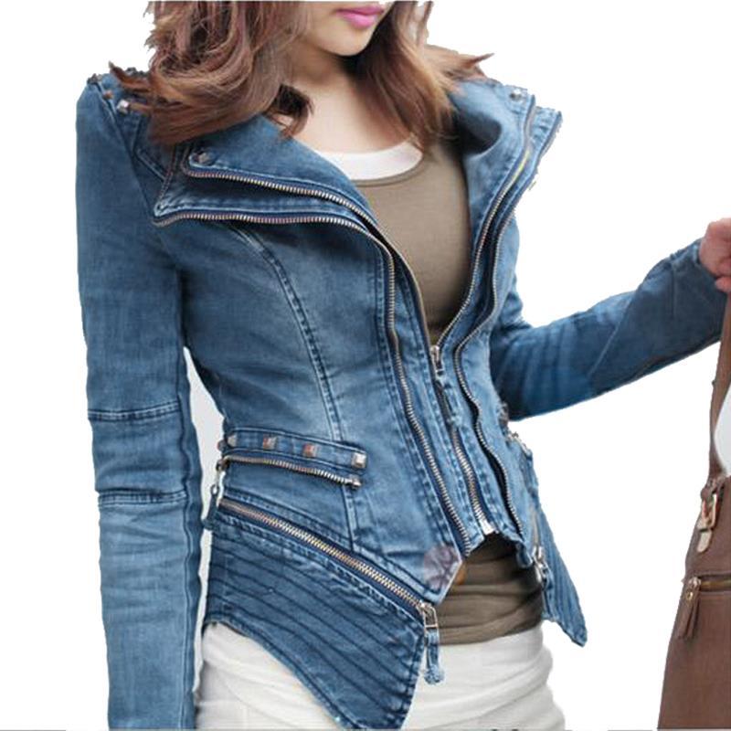 Short Denim Jackets For Women - Best Jacket 2017