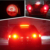 AutoEC 10x Car Marker Lamps 1156 P21W 1157 P21/5W 22 LED SMD1206 DC 12V White Blue Red Yellow #LF01