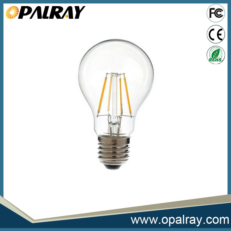 LED FILAMENT BULB LIGHT A19 A60 8W E26 E27 base,dimmable IC driver FREE SHIPPING(China (Mainland))