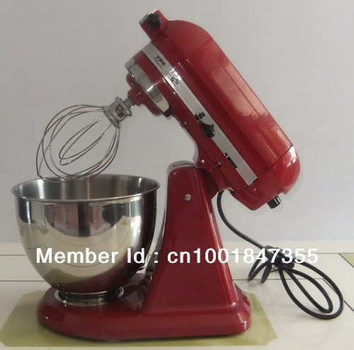 high quality multifunctional stand mixer 5L,kitchen food mixer machine,dough mixer machine