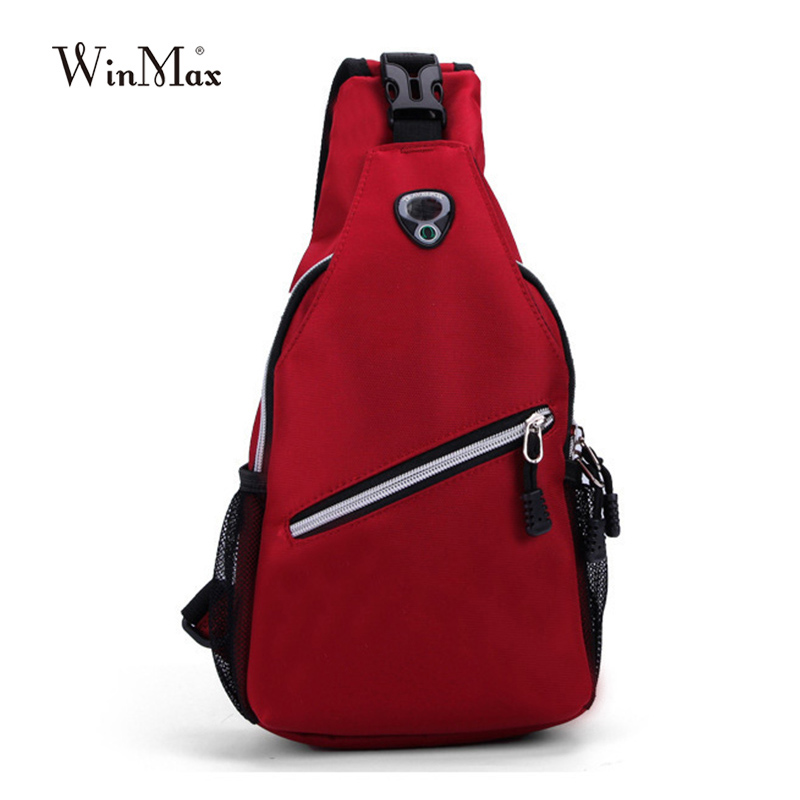 Fashion Men and Women chest bags Messenger Bags Cross Body Shoulder Packs Canvas couple Lovers' Favorite chest organizer(China (Mainland))