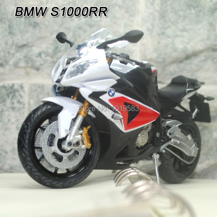 Brand New Very Cool S1000RR Super Motorbike 1/12 Scale Diecast Metal Motorcycle Model Toy For Collection/Gift/Children(China (Mainland))