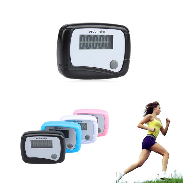 Гаджет  Step Counter Run Walking Pedometer Distance Calorie E2shopping None Спорт и развлечения