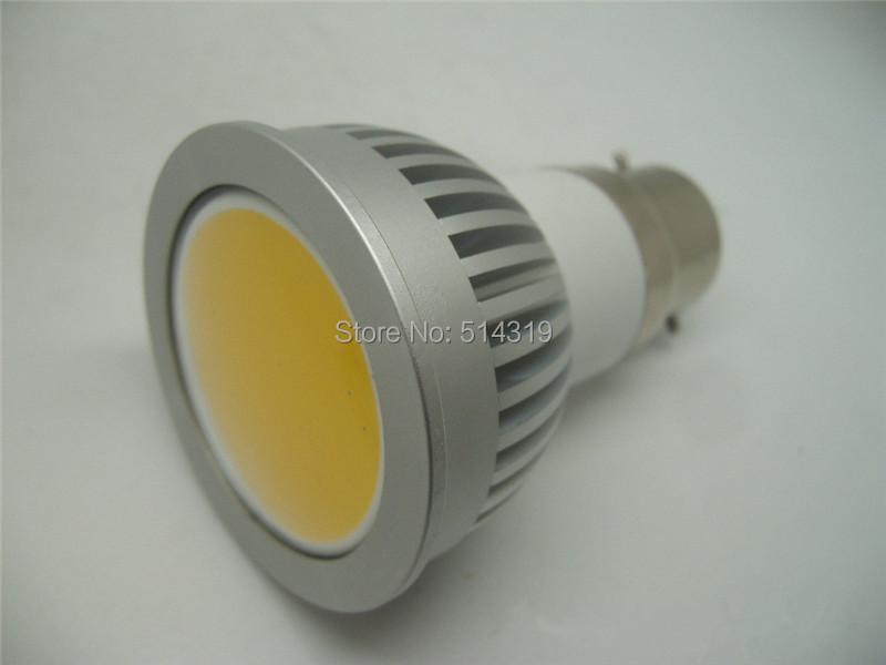 10pcs/lot GU10 E27 E14 MR16 B22 COB dimmable 2700K-3500K Warm White Spot Light Bulb Lamp 3W 5W 7W 9W Energy Saving with cover<br><br>Aliexpress