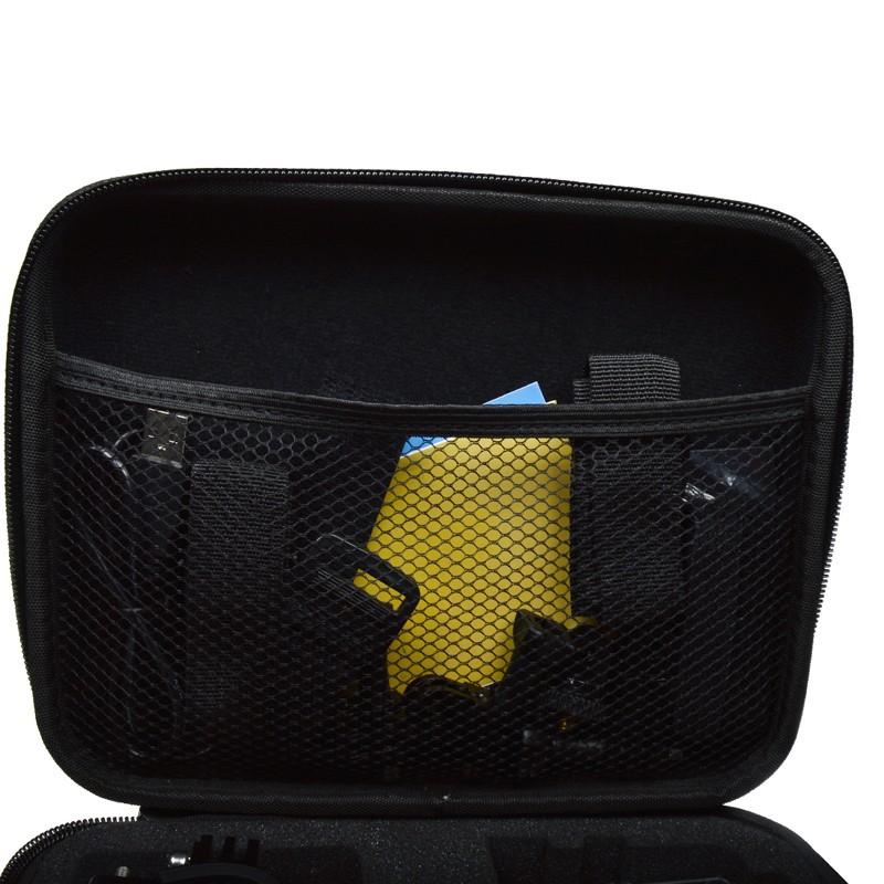 image for Gopro Case Accessories 22*18CM Medium Size Eva Hard Bag Box For Gopro