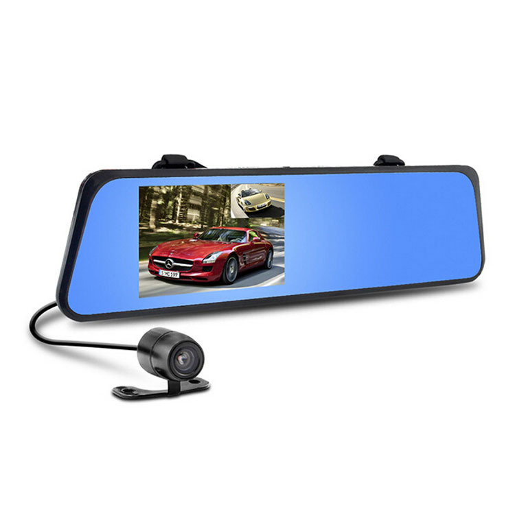 2015 Hot Sale Car DVR Car Camera Mini Video Recorder Camcorder Dash Cam 4.3 140 Degree Wide Angle Full HD 1080P Night Vision<br><br>Aliexpress