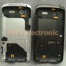 Original Battery Door Back Cover Case Housing For HTC Sensation XE Z715e G14 +Tracking(China (Mainland))