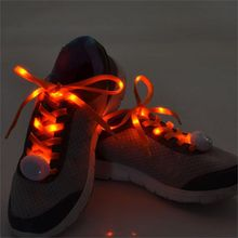 Luminous Shoelace Glow Casual Led Shoes Strings Athletic Shoes Party Camping Shoelaces For Growing Canvas Shoes(China (Mainland))