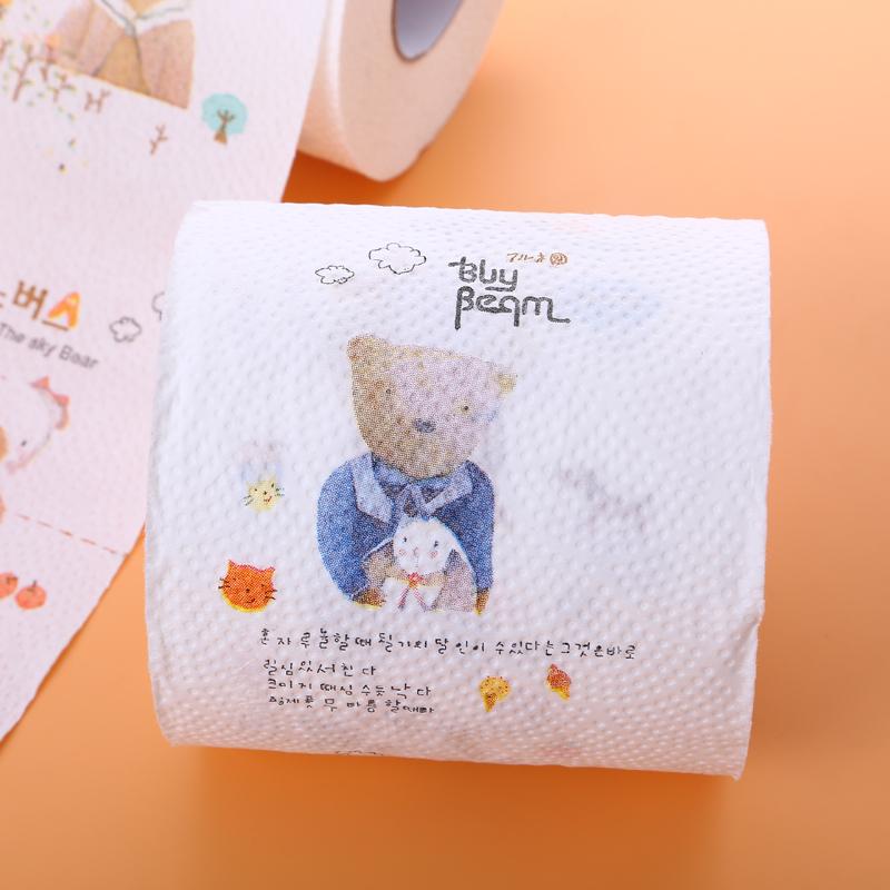 Rouleau De Papier Toilette Imprim Promotion Achetez Des