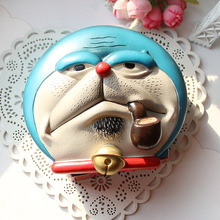 Home accessories resin craft creative gifts Pokonyan ashtray ornaments resin ashtray cigarette cendrier cenicero cinzeiro(China (Mainland))