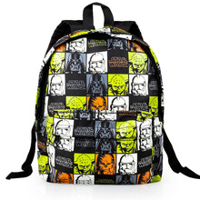 16 Inch Child Cartoon Backpacks School Bag Star Wars Backpack For Kids Star Wars Bags For Teenagers