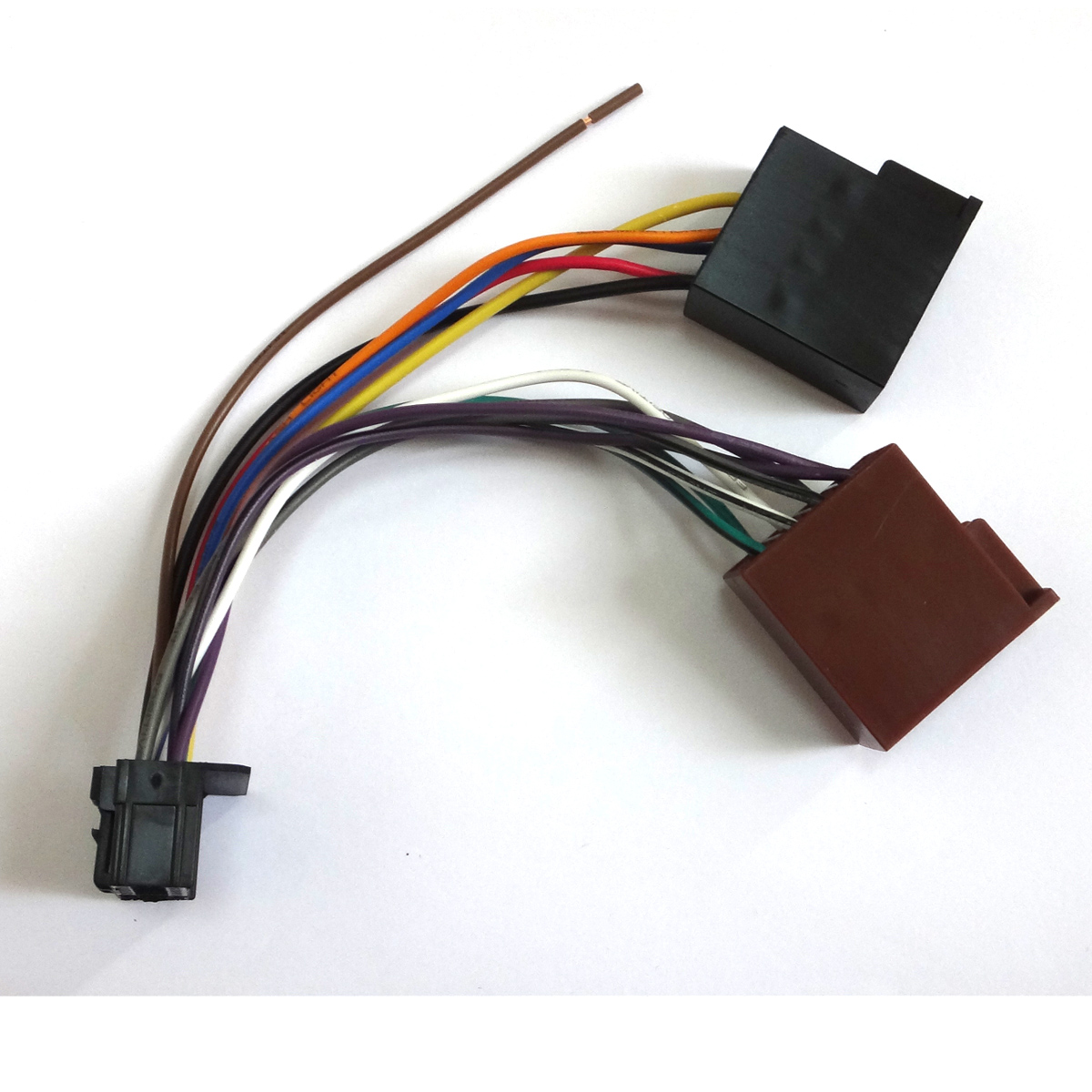 Car Stereo Radio Iso Wiring Harness Connector Adaptor Cable Loom Pioneer 16 Pin(China (Mainland))