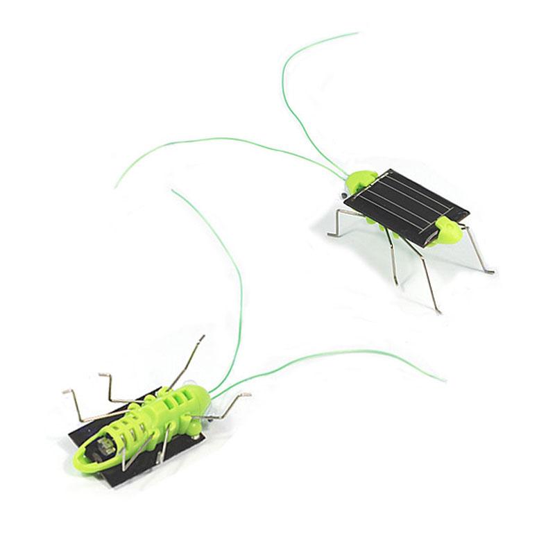 Гаджет  H3#R Solar Power Energy Crazy Grasshopper Cricket Kit Toy None Игрушки и Хобби