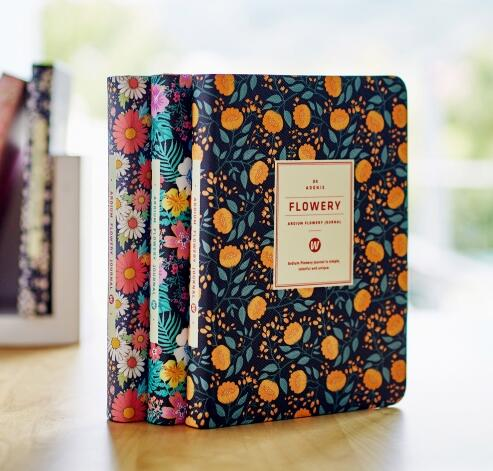 Гаджет  Cute Soft PU Leather Cover Flower Weekly Journal S 2016 Weekly Planner 192P Seven Covers To Choose None Офисные и Школьные принадлежности