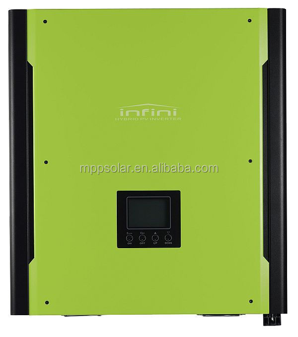 3000w Hybrid solar power inverter grid tied and off grid solar inverter solar power 4500w(Taiwan)