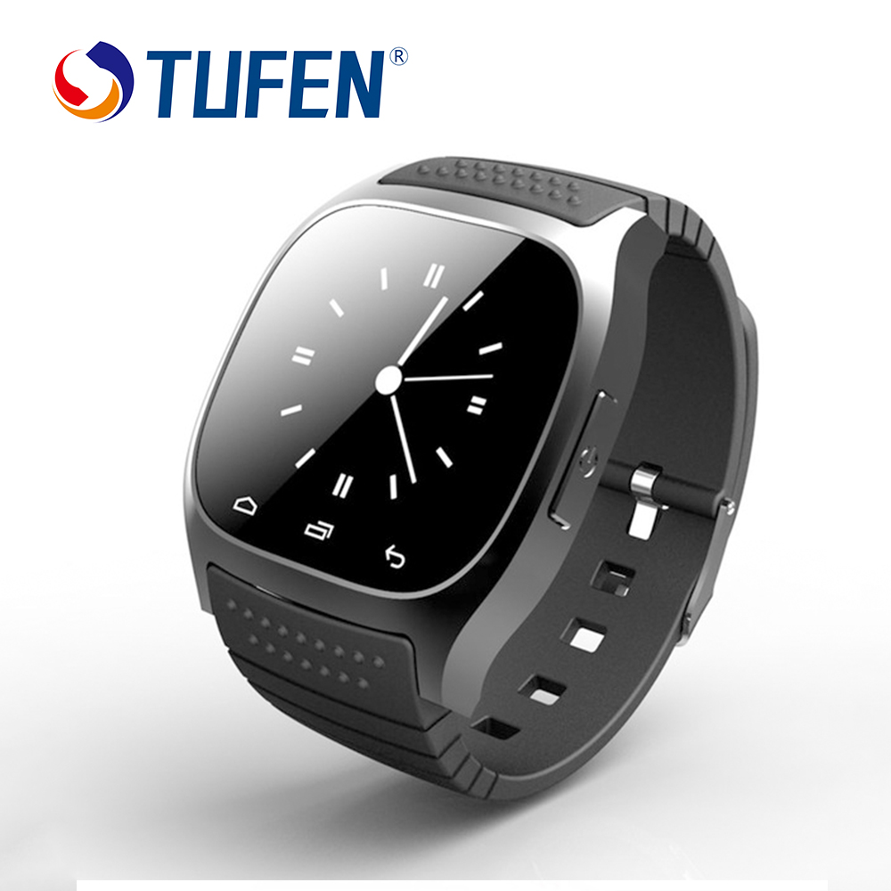 2016 New Smartwatch M26 Sport Bluetooth Smart Watch With LED Music Player Pedometer For iPhone IOS Android Smart Phone(China (Mainland))