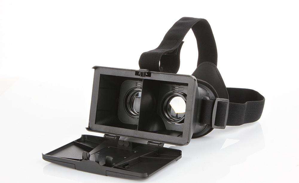2015 New Polarized for 3 6 Screen Google VR 3D Glasses Google Cardboard VR Box Virtual