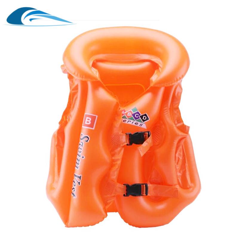 Professional Children Life Vest Water Sports Kids Life Vest Outdoor Inflatable Float Safety Windsurfing Fishing Ski Swim Jacket(China (Mainland))