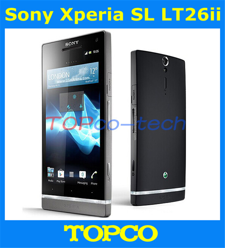 Lt26ii xperia sl software download