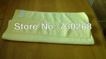 Free Shipping Wholesale 40X40cm 280-300gsm Microfiber & Microfibre Cleaning Cloth Kitchen Towels Wiping Dust Rags Quick Dry