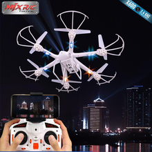 MJX X600 2.4G 6-Axis RTF RC Drone Hexacopter RC quadcopter with C4005 FPV HD camera