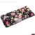 New Hot Selling Soft Cloth Bag Sunglasses Glasses Pouches Pink Black Flower Eyewear Accessories mobile phone Bag 85*175mm BDH02X