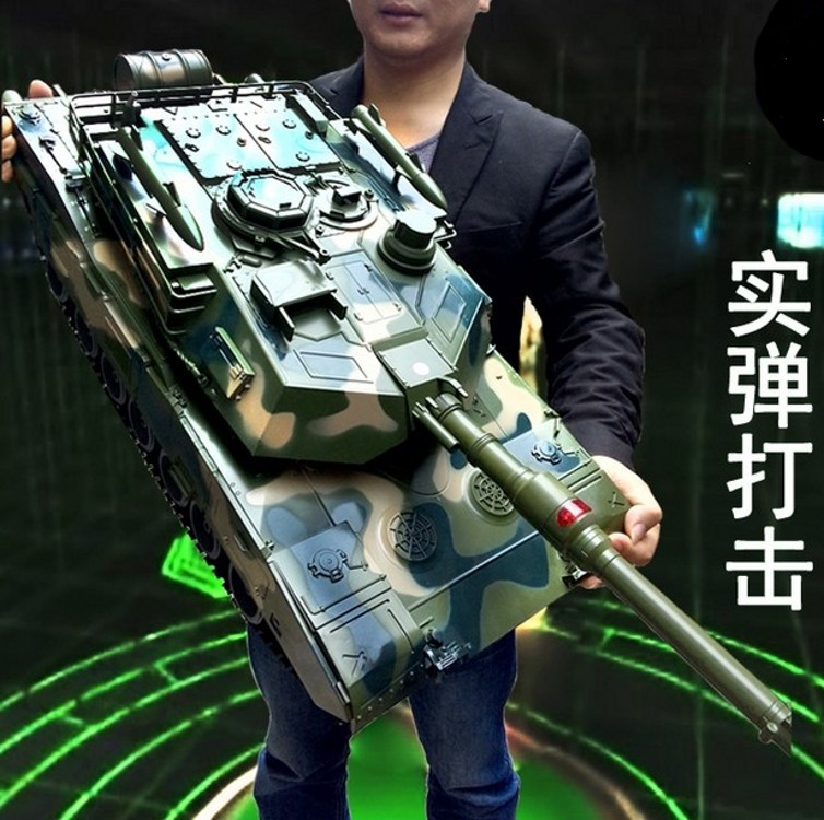 1:10 scale US M1A2 tank remote control rc tank airsoft 7 channel model tanks Large size:83*30*25cm(China (Mainland))