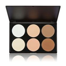 Base Contouring Makeup Primer Makeup Corretivo Facial Contour Concealer Palette Paleta De Corretivo Paleta Corretivo Maquiagem
