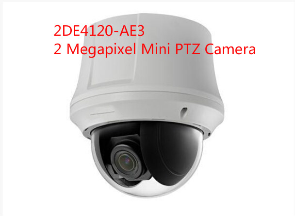DS-2DE4120-A3 1MP Compact-sized HD Network Speed Dome Network PTZ Dome Camera  20X Optical zoom, 16X digital zoom<br><br>Aliexpress