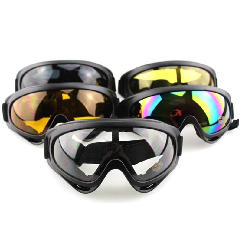 Ski Snowboard ATV Cruiser Motorcycle Motocross Goggles Off-Road Dirt Bike Racing Eyewear Surfing Airsoft Paintball Game glasses - KETOO Technology Co.,LTD store