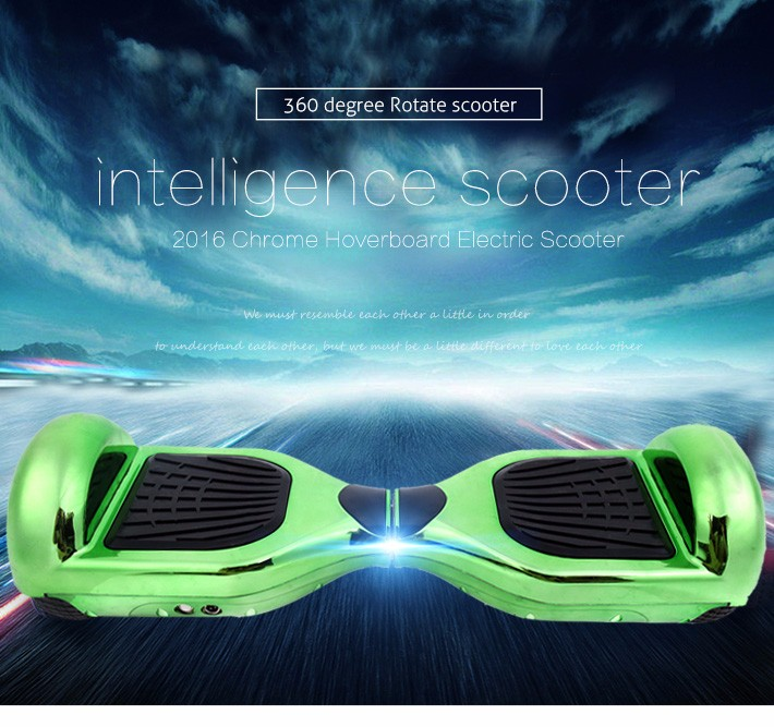 Hover Board 2 Wheels Gyroscoot Scooter Self Balance Electric scooter 6.5 inch Electric Skateboard Skywalker Balance Hoverboards