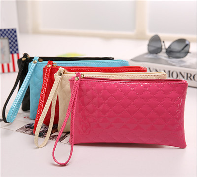 Hot Sale Handbag Wallet /Chain Stereotypes Packet / Quilted Chain Bag / Korean Fashion Bolsas Femininas / Diagonal Bag Gift(China (Mainland))