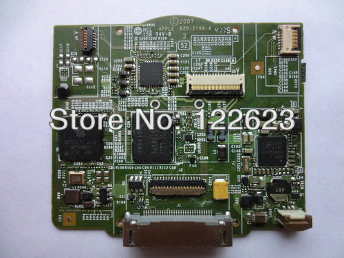 iPod Classic 80GB thick 160GB Main logic board motherboard 820-2168-A Free Shipping(China (Mainland))